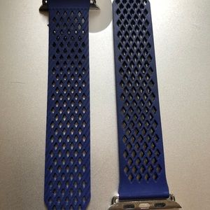 Other - Apple Watch band royal blue